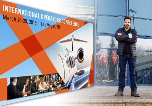 Euro Jet Director of Operations to Speak at IOC