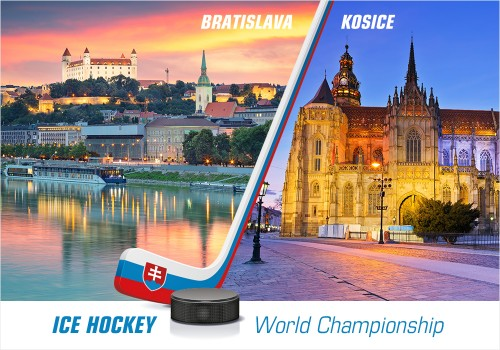 Ice Hockey World Championship  Less Than A Month Away