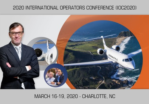 Rui Costa from Euro Jet to Speak at IOC 2020