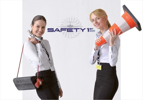Time to Boast: 72 Euro Jet Ground Personnel are now Safety 1st Certified