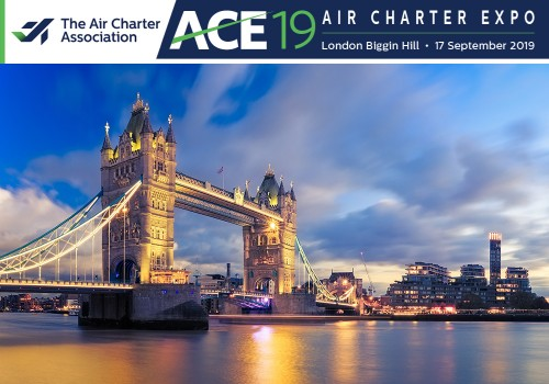 Come Visit Euro Jet at  Air Charter Expo 2019