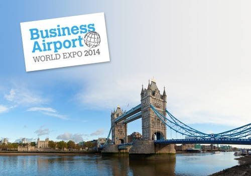EURO JET EXHIBITING IN FARNBOROUGH AT BUSINESS AIRPORT WORLD EXPO