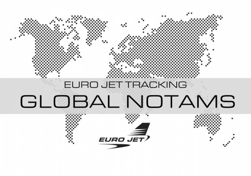 Euro Jet Tracking Global NOTAMs