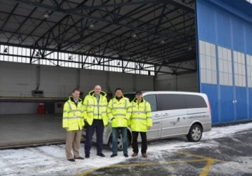 EURO JET SECURES HANGAR AT PRAGUE AIRPORT