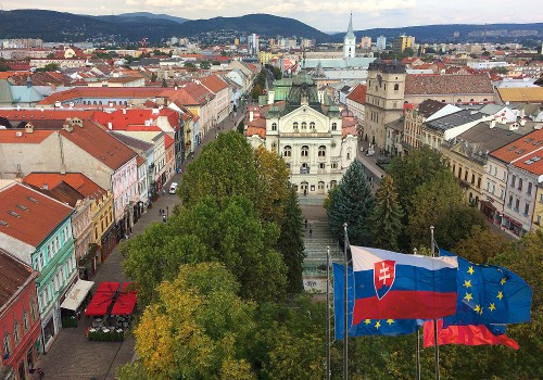 Euro Jet is Ready for Presidential Meeting in Kosice