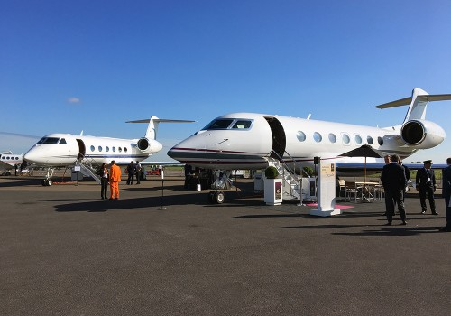 Euro Jet exhibited at Air Charter Expo 2019