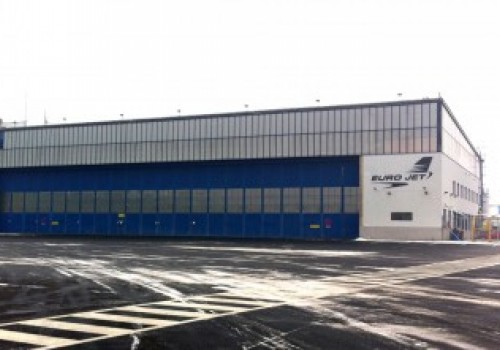 EURO JET PRAGUE HANGAR A SUCCESS