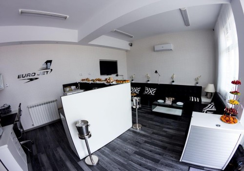 EURO JET OPENS UP VIP CREW LOUNGE IN CONSTANTA, ROMANIA