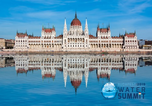 Euro Jet ready for  Budapest Water Summit