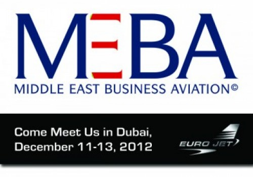EURO JET TO ATTEND THE UPCOMING MEBA CONVENTION IN DUBAI
