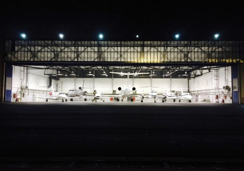 EURO JET PRAGUE HANGAR AVAILABLE FOR WINTER 2016