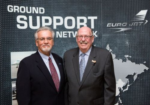 The Euro Jet Agent Global Forum: Let Pros Play On.