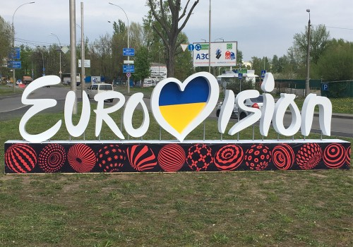 EURO JET READY FOR EUROVISION FLIGHTS IN KIEV, UKRAINE