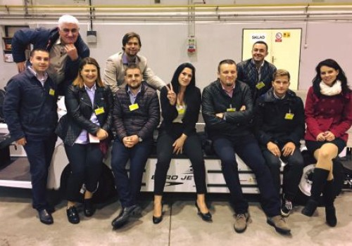 Building a Global Euro Jet Family: One Employee at a Time