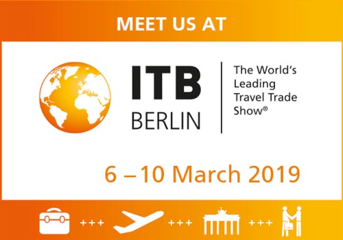 EURO JET ATTENDING THE ITB BERLIN SHOW