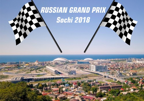 SOCHI SHIFTING INTO HIGH GEAR THIS SEPTEMBER